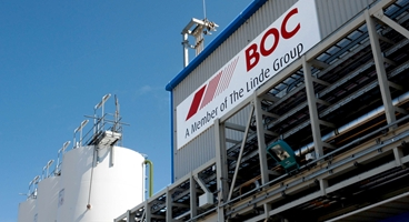 BOC opens new acetylene plant in Immingham