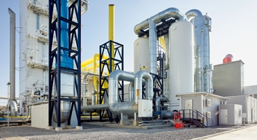 Air Separation Unit in Temirtau, Kazakhstan